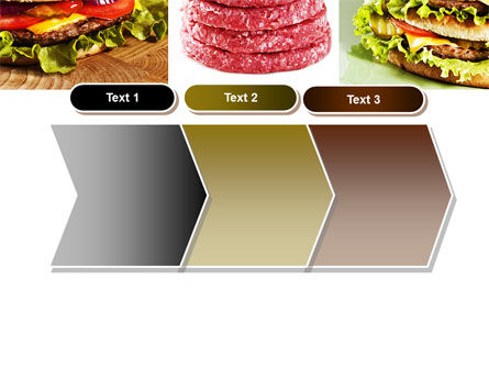 Fast Food Set PowerPoint Template Slide 16