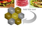 Fast Food Set PowerPoint Template#11