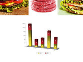 Fast Food Set PowerPoint Template#17