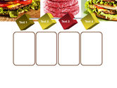 Fast Food Set PowerPoint Template#18
