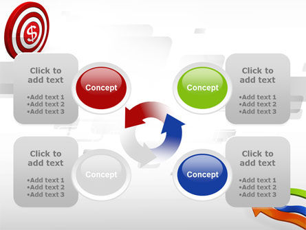 Achieving a Goal PowerPoint Template Slide 9