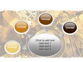 Business Navigation PowerPoint Template#7