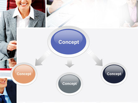 Work for a Company PowerPoint Template Slide 4