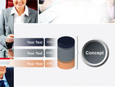 Work for a Company PowerPoint Template#11
