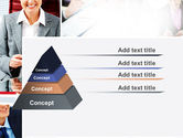 Work for a Company PowerPoint Template#12
