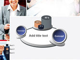 Work for a Company PowerPoint Template#16