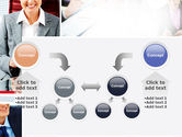 Work for a Company PowerPoint Template#19