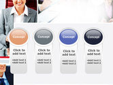 Work for a Company PowerPoint Template#5