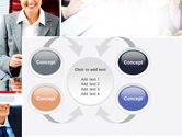 Work for a Company PowerPoint Template#6