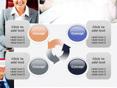 Work for a Company PowerPoint Template#9
