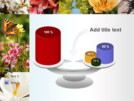 Variety of Flowers PowerPoint Template Slide 10