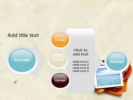 Sea Holydays PowerPoint Template Slide 17