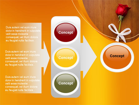 Romantic PowerPoint Template Slide 11