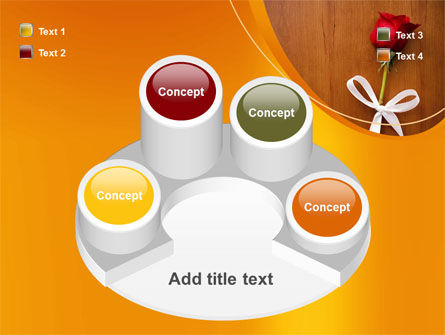 Romantic PowerPoint Template Slide 12