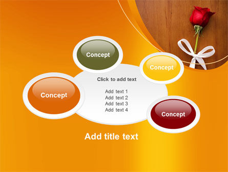 Romantic PowerPoint Template Slide 16