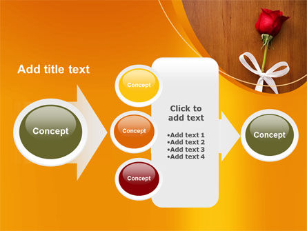 Romantic PowerPoint Template Slide 17