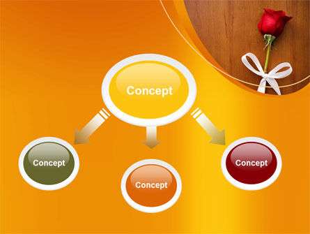 Romantic PowerPoint Template, Slide 4, 10603, Holiday/Special Occasion — PoweredTemplate.com
