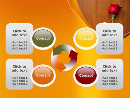 Romantic PowerPoint Template Slide 9