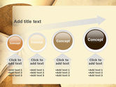 Time is Up PowerPoint Template#13