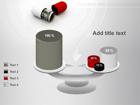 Money Pill PowerPoint Template Slide 10