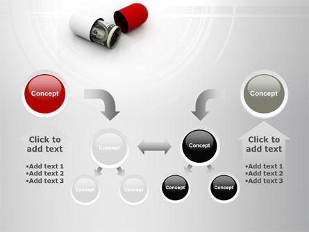 Money Pill PowerPoint Template Slide 19