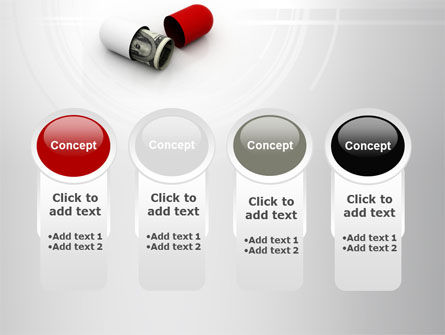 Money Pill PowerPoint Template Slide 5