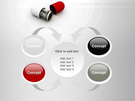 Money Pill PowerPoint Template Slide 6