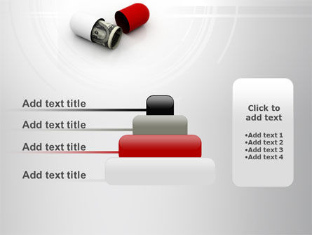 Money Pill PowerPoint Template Slide 8