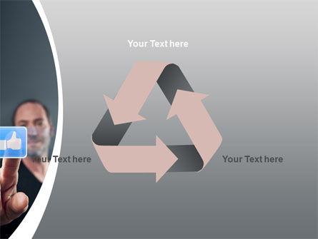 Like PowerPoint Template Slide 10