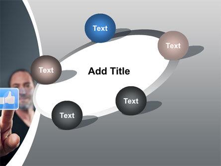 Like PowerPoint Template Slide 14