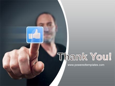 Like PowerPoint Template Slide 20