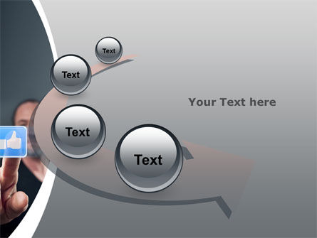 Like PowerPoint Template Slide 6