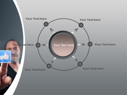 Like PowerPoint Template Slide 7
