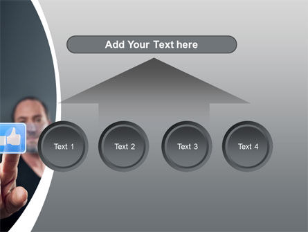 Like PowerPoint Template Slide 8