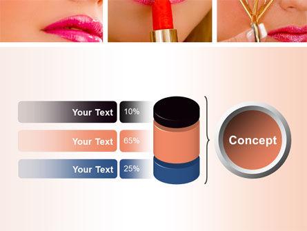 Makeup PowerPoint Template Slide 11