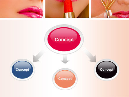 Makeup PowerPoint Template Slide 4