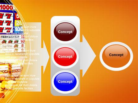 Gambling PowerPoint Template Slide 11