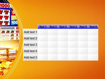 Gambling PowerPoint Template Slide 15