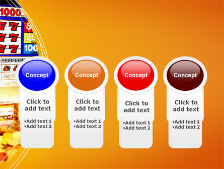 Gambling PowerPoint Template Slide 5