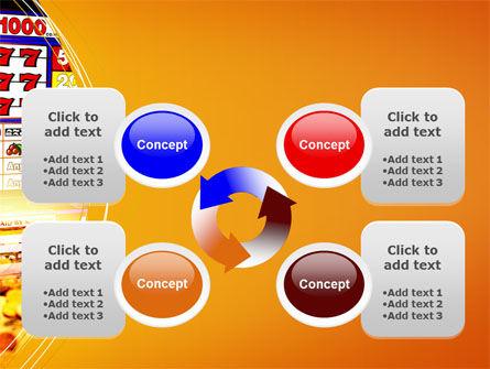 Gambling PowerPoint Template Slide 9