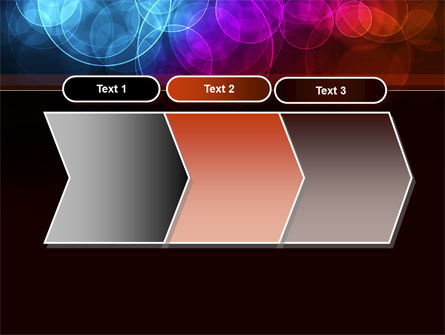 Light Color Spots PowerPoint Template Slide 16