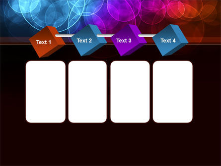 Light Color Spots PowerPoint Template Slide 18