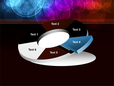 Light Color Spots PowerPoint Template Slide 19