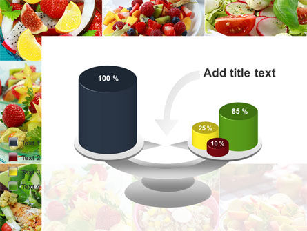 Salads PowerPoint Template Slide 10