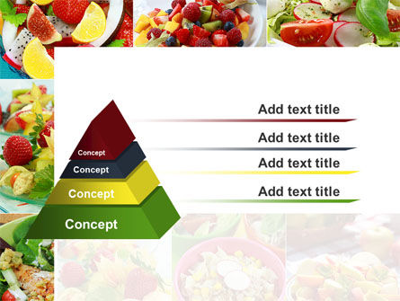 Salads PowerPoint Template Slide 12
