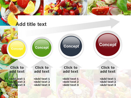 Salads PowerPoint Template Slide 13