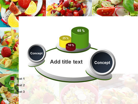 Salads PowerPoint Template Slide 16