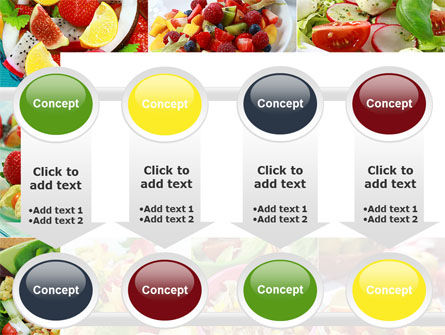 Salads PowerPoint Template Slide 18