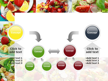 Salads PowerPoint Template Slide 19