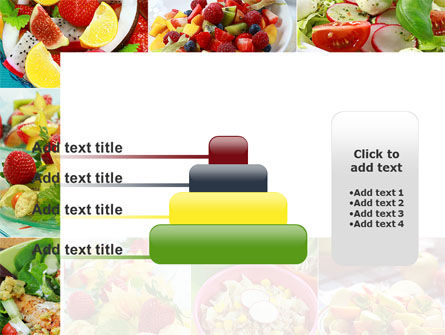 Salads PowerPoint Template Slide 8